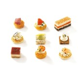 CANAPES SALES TRADITION 54PC/9SORT/500GR SG TRPA