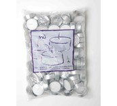 CANDLE TEALIGHTS 100PC 4H SPAAS