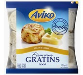 GRATIN DAUPHINOIS SG - INDIV 15X100GR A