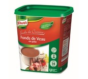 VEAL STOCK 1KG PASTE KNORR  promo