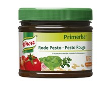 RED PESTO 340G KNORR PRIMERBA