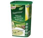 SOUPE VELOUTE ASPERGE VERTE KNORR 900G