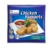 CHICKEN NUGGETS 50PC/1KG FRZ