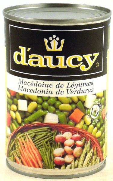 macedoine de legumes 1l d 39 aucy autres legumes en conserve vds food. Black Bedroom Furniture Sets. Home Design Ideas