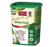 BROWN FOND 900G POWDER KNORR