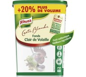 FOND VOLAILLE CLAIR 900G POUD KNORR