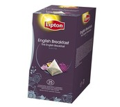 TEA ENGLISH BREAKFAST 25 BAG TRENDY LIPTON