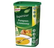 PUMPKIN CREAM SOUP SUPERIEUR KNORR 1.155KG POWDER