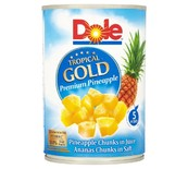 ANANAS MORC TROPICAL GOLD 3L DOLE