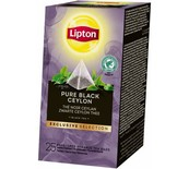 THE PURE BLACK CEYLON 25 SAC TRENDY LIPTON