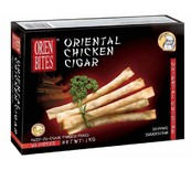 ORIENTAL CHICKEN CIGAR 50PC SG (1KG)