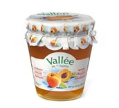 CONFITURE ABRICOTS 370G VALLEE OURTHE