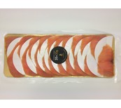 SMOKED NORWEGIAN SALMON 20X20GR-400GR