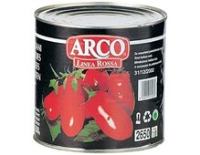 PEELED TOMATOES 3L ARCO