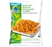 CAROTTES CUBES SG 2.5KG PING
