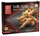 DIM SUM ASSORTMENT 100PC FRZ (1KG)
