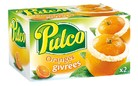 ORANGES GIVREES 2X120ML GLACE SG PULCO