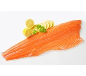 SALMON FILLET WO/SKIN NORWEGIAN FRESH